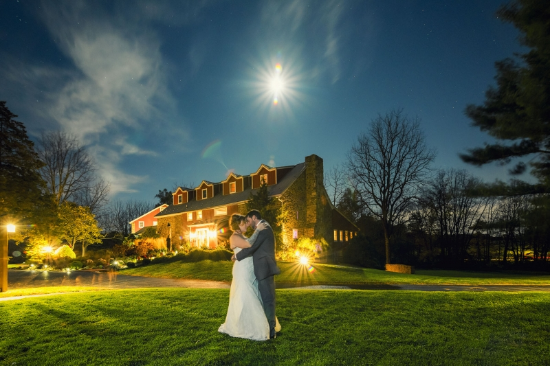 bally springs inn pottstown pa wedding photographers