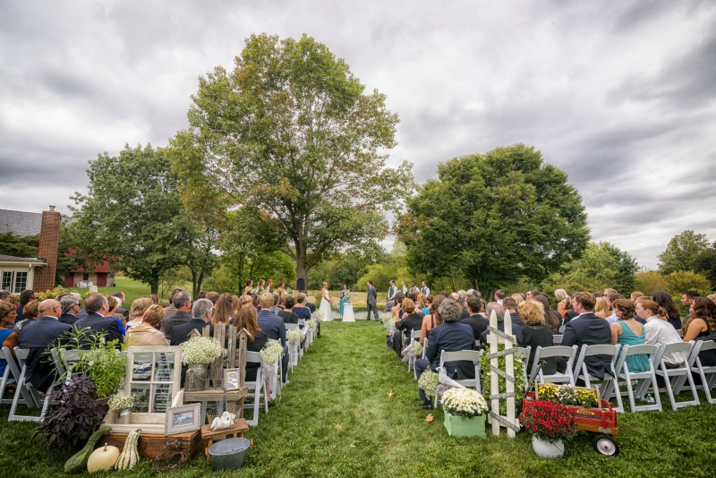 Farm at Eagles Ridge Lancaster County Pennsylvania Wedding Photographer