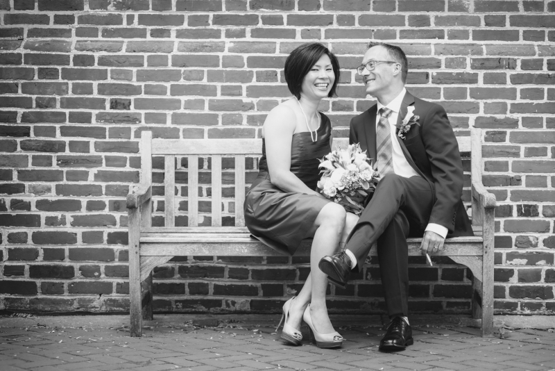 Downtown Wilmington Delaware Wedding