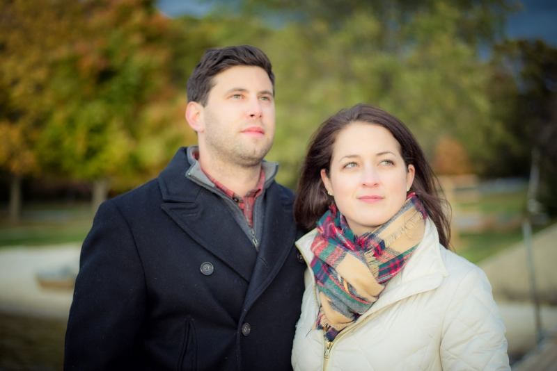 Marsh Creek State Park Engagement in Exton Pennsylvania