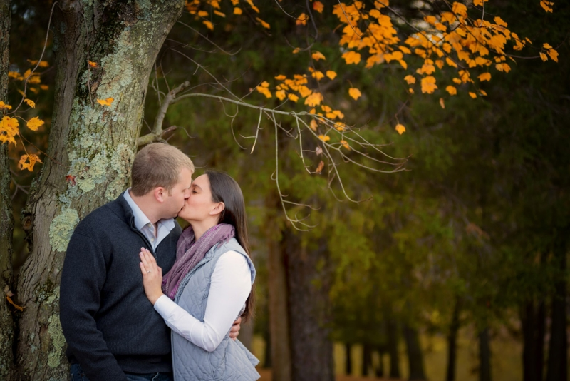 chester county pennsylvania engagement photographers