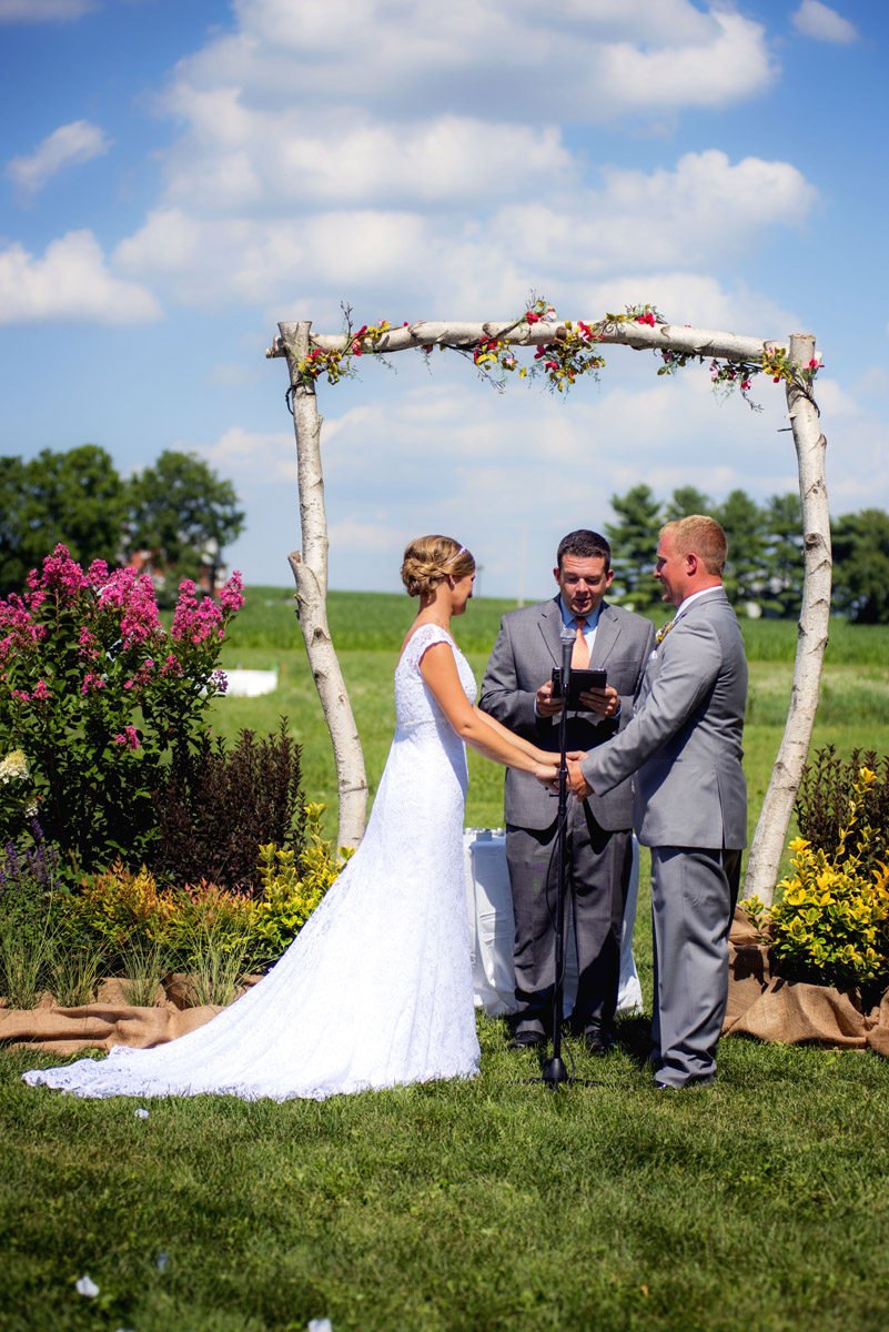 rodale institute wedding