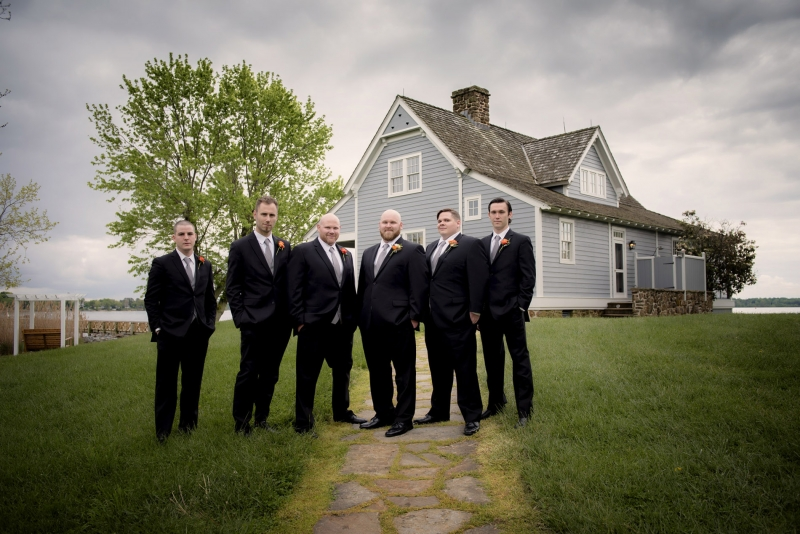 Elk Manor Winery North East Maryland Wedding