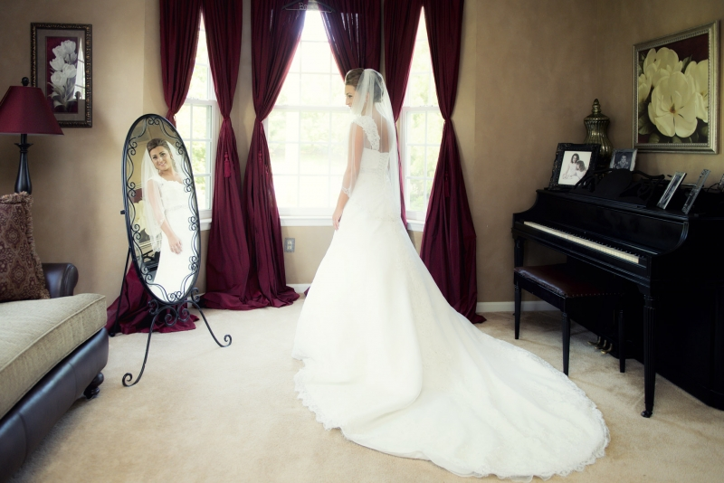 Avondale Pennsylvania Wedding Prep