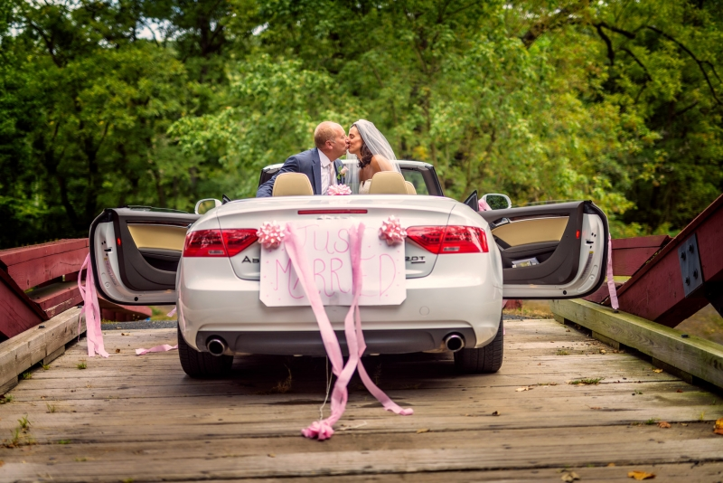 Point Pleasant Pennsylvania Wedding Photography at The Golden Pheasant Inn