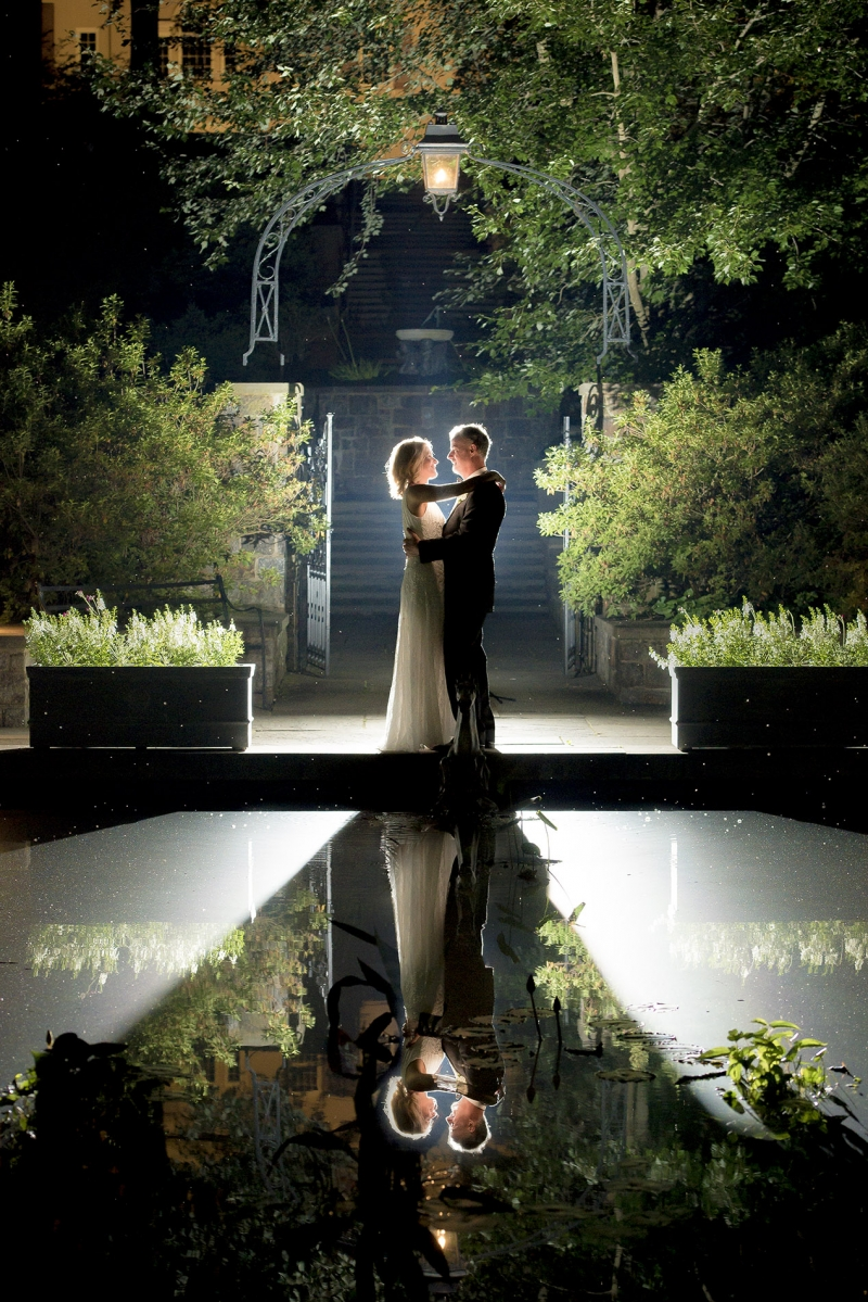 Winterthur Wedding at Winterthur Museum Delaware