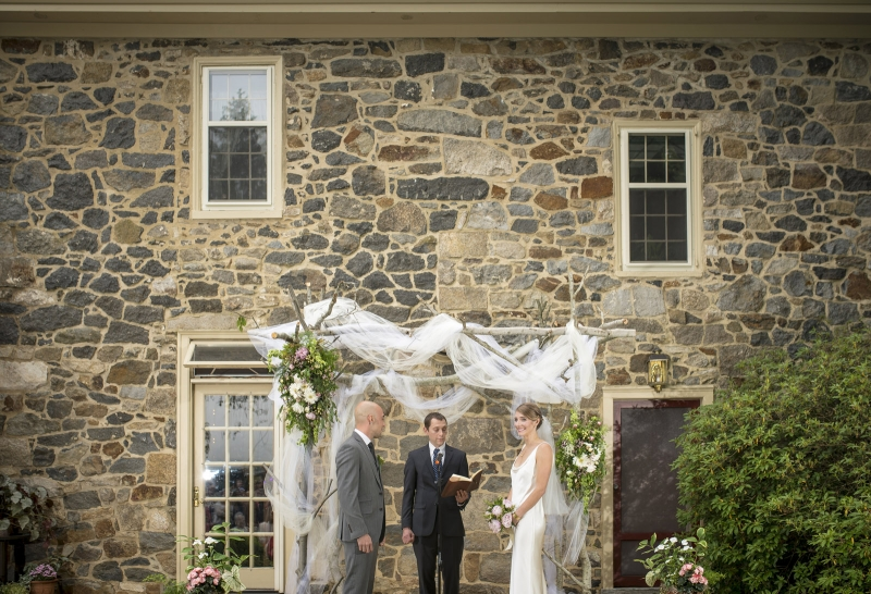 The Arden Delaware Wedding of Jessica and Panos