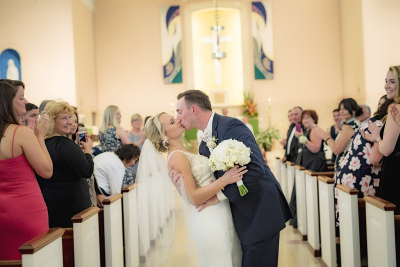 The Talamore Country Club Wedding of Katie and Stephen
