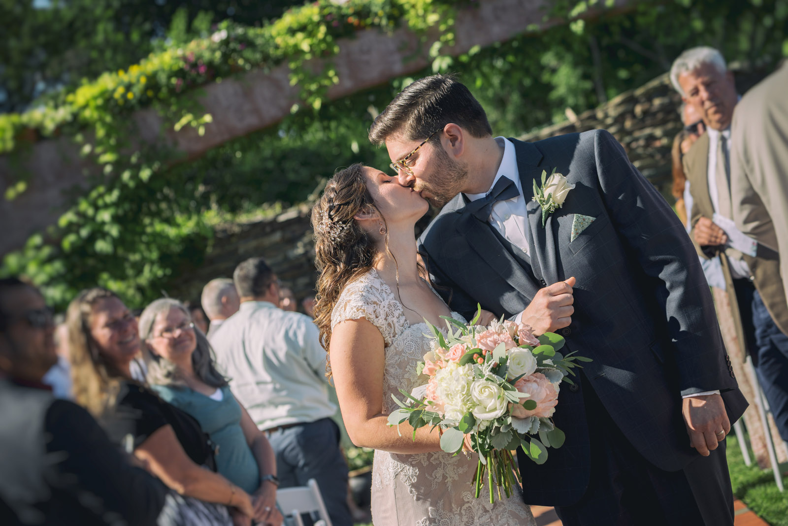 The Gables at Chadds Ford Wedding of Katlyn and Christopher