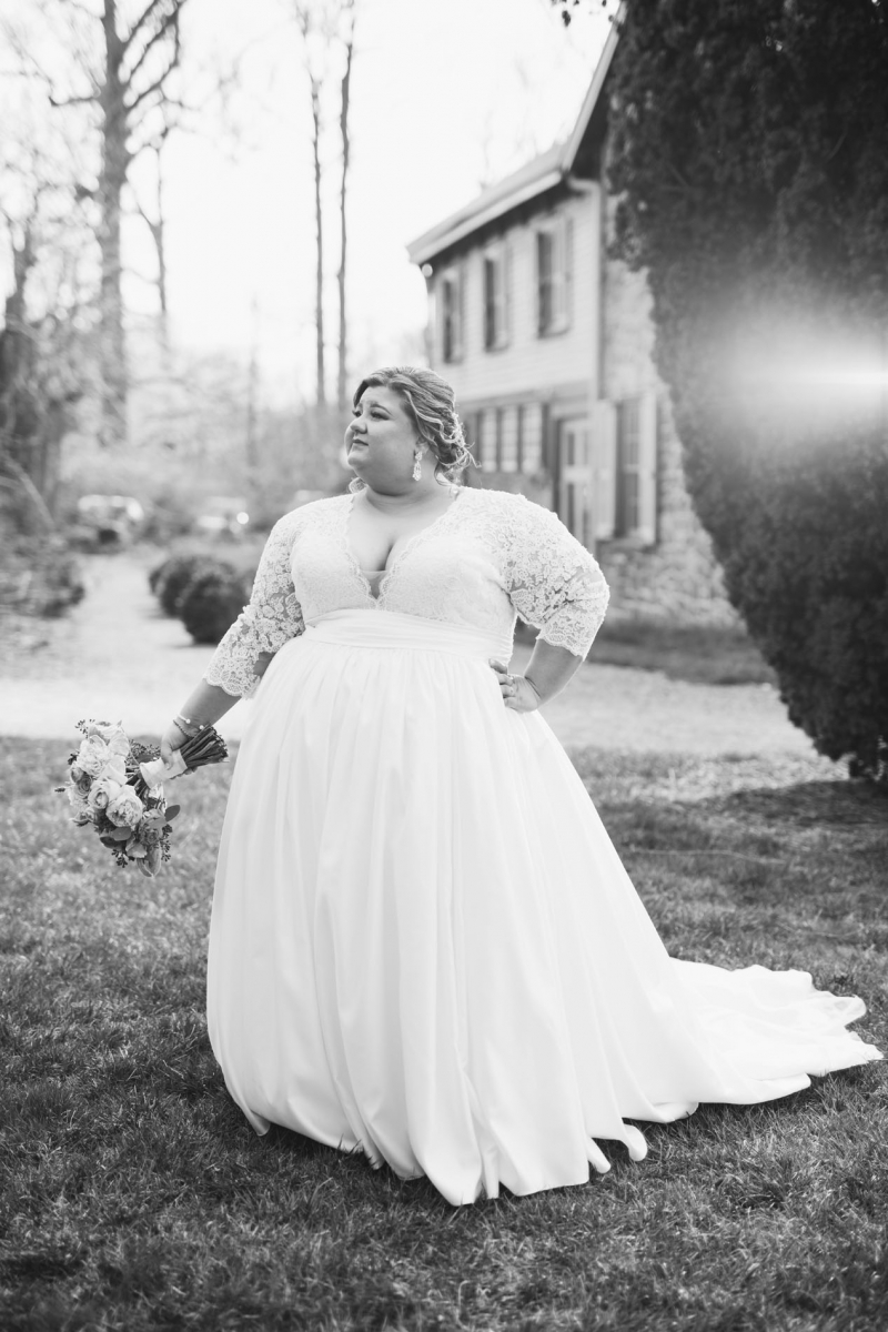 Erin Kelley Rockwood Carriage House Wedding
