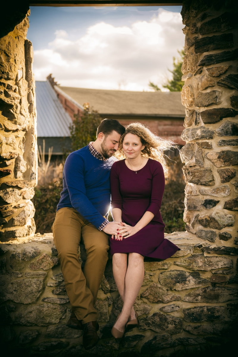 Felicia and Ryan Yorklyn Delaware Engagement