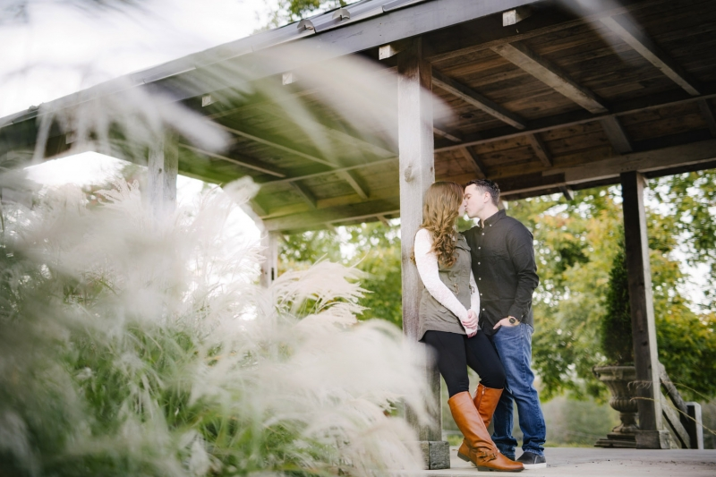 Valerie and Erik Galer Winery Engagement