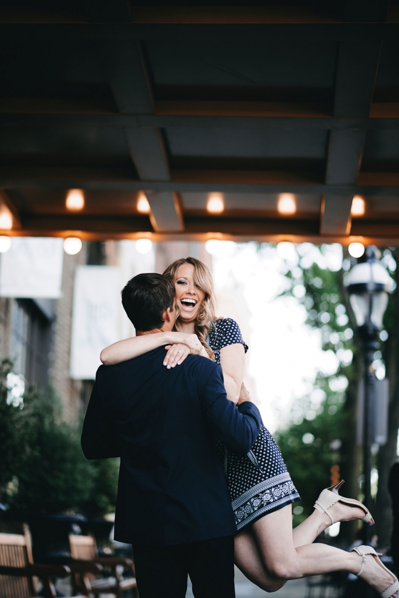 Philadelphia Pennsylvania Engagement by Justin Heyes