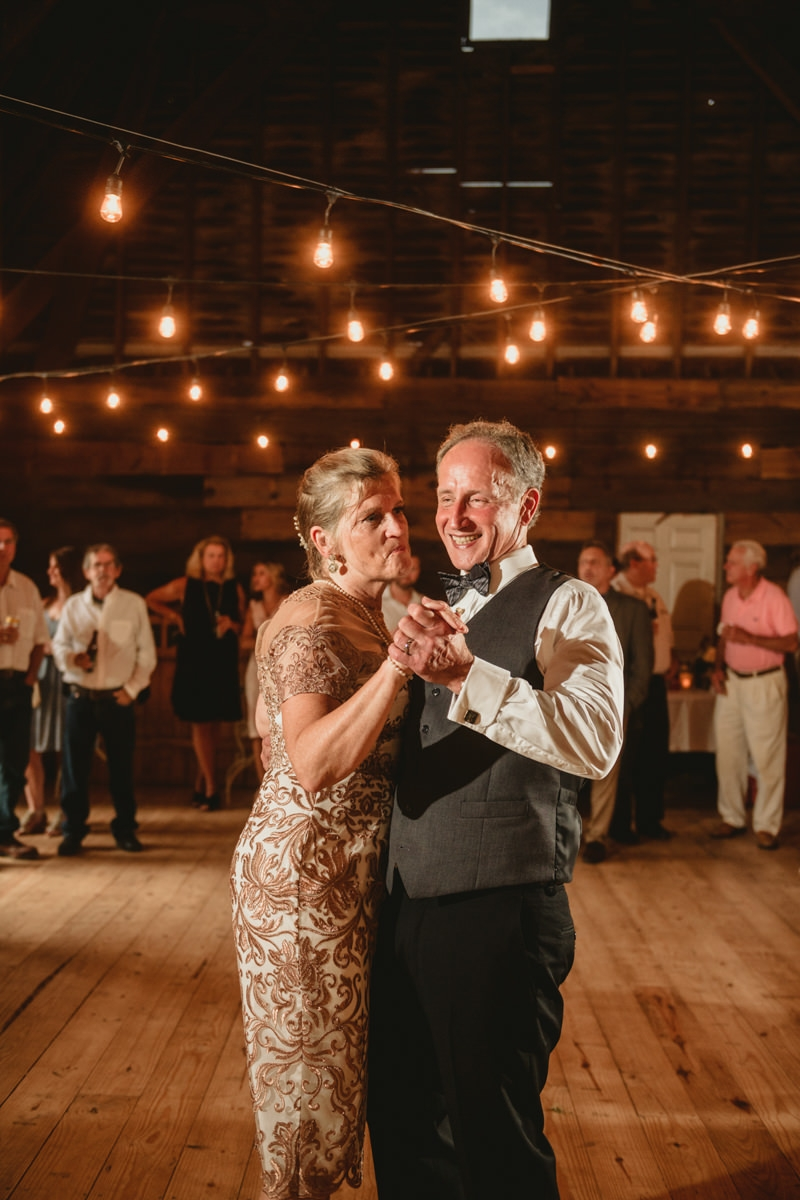 Katherine & Will Avondale Barn Wedding