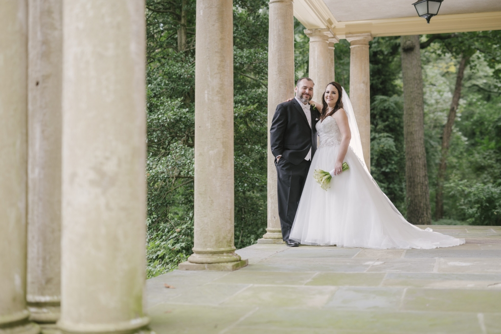 Beth & Michael Hagley Museum Wedding