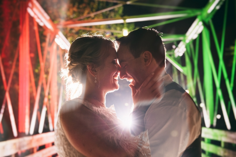 The Phoenixville Foundry Wedding of Morganne and Tom