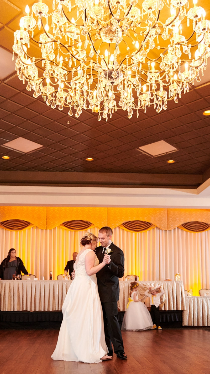 Carolyn and Tom's Southampton Room Philadelphia Pennsylvania Wedding