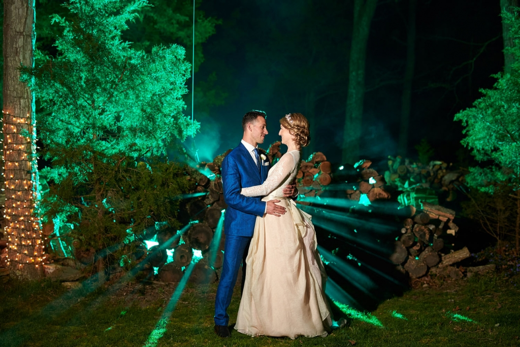 The Intimate Clermont Wedding of Courtney & Benjamin