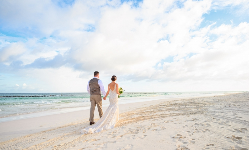Barbados Destination Wedding of Sabrina and Jason