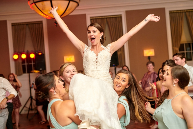 Caitlin and Jason's Maryland Wedding at The Tidewater Inn