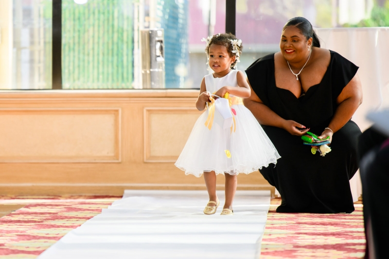 Hanover Manor New Jersey Wedding of Daphne and Tyrone