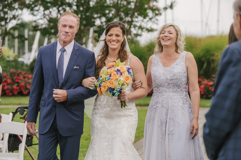 Wedding of Julia and Chris at Herrington on the Bay