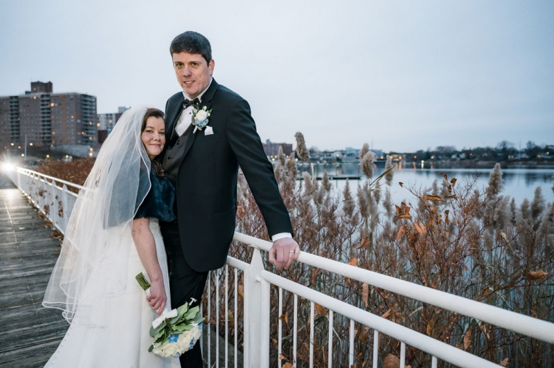 Amy and Chip North Jersey Wedding at The Oyster Point Hotel