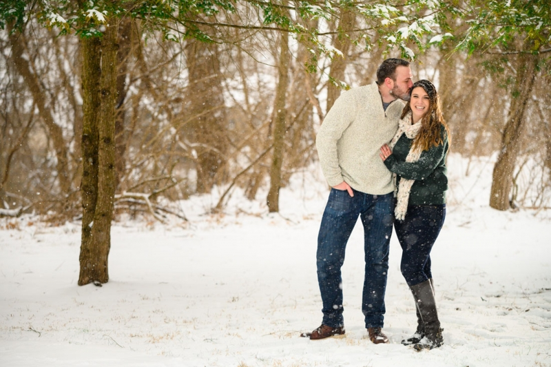 The Lock Ridge Park Engagement of Ashley and Christian