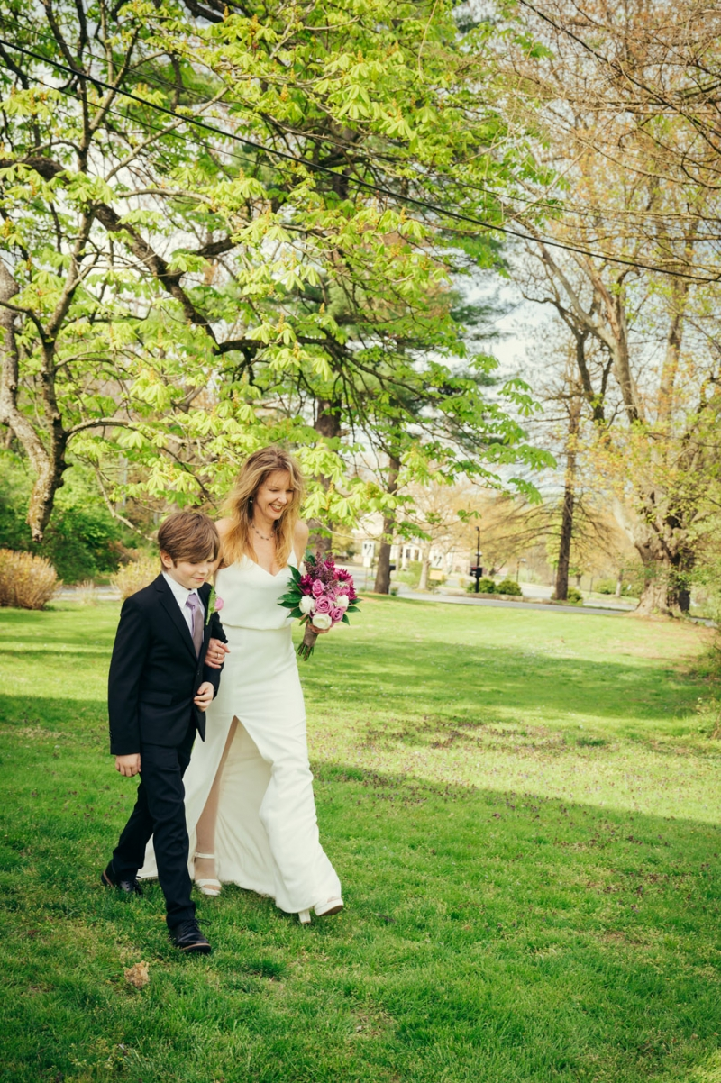 The Newtown Square Pennsylvania Wedding of Joey and Derek