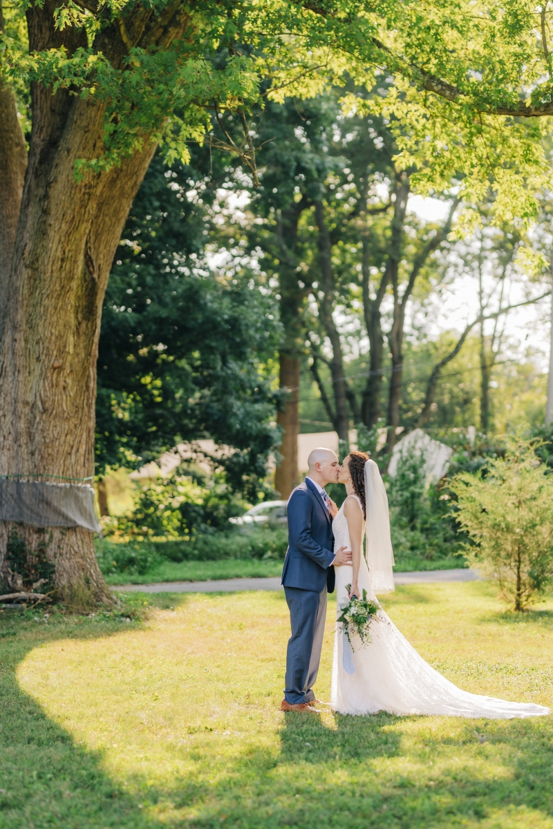 The Arden Summer Wedding Ceremony of Lindsey and George